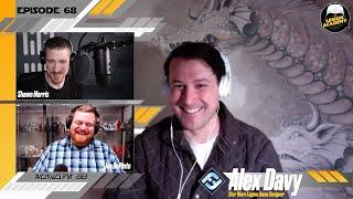 Interview with Alex Davy