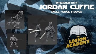 Discussion with Jordan of Skull Forge Studios