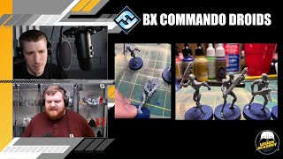 BX Commando Droids Unboxing and Discussion