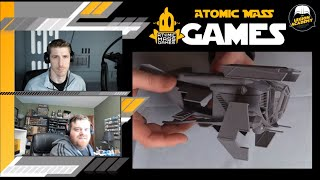 Atomic Mass Games Star Wars Legion Stream Recap