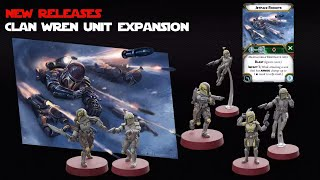 Clan Wren and Mandalorian Resistance Unboxing and Discussion
