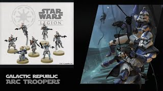 Arc Trooper Unboxing and Discussion