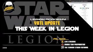 Weekly Yavin Base Team League Game Recap