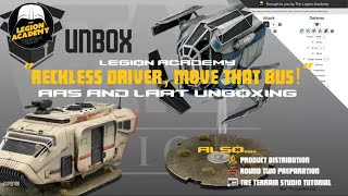 LAAT/LE and AA5 Speeder Truck Unboxing