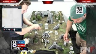 Cad Bane and Darth Maul vs Clone Gunline