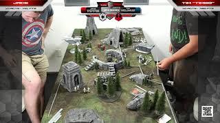 Vader LAAT Dewbacks vs AA-5 Wookies