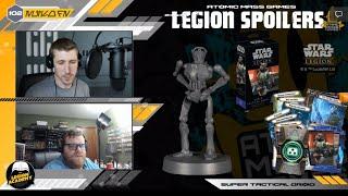 Super Tactical Droid Spoiler Discussion