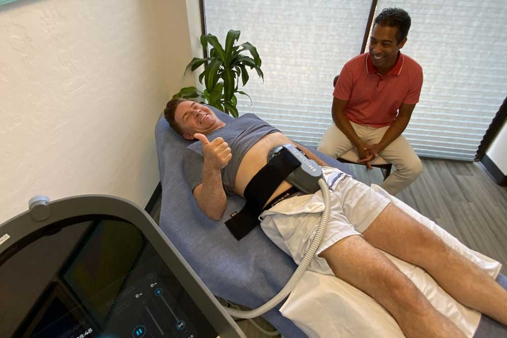 Why Should You Get Your Emsculpt Neo Treatment at Krch Aesthetic Medicine?