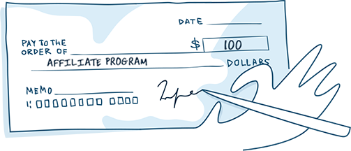Signed Check