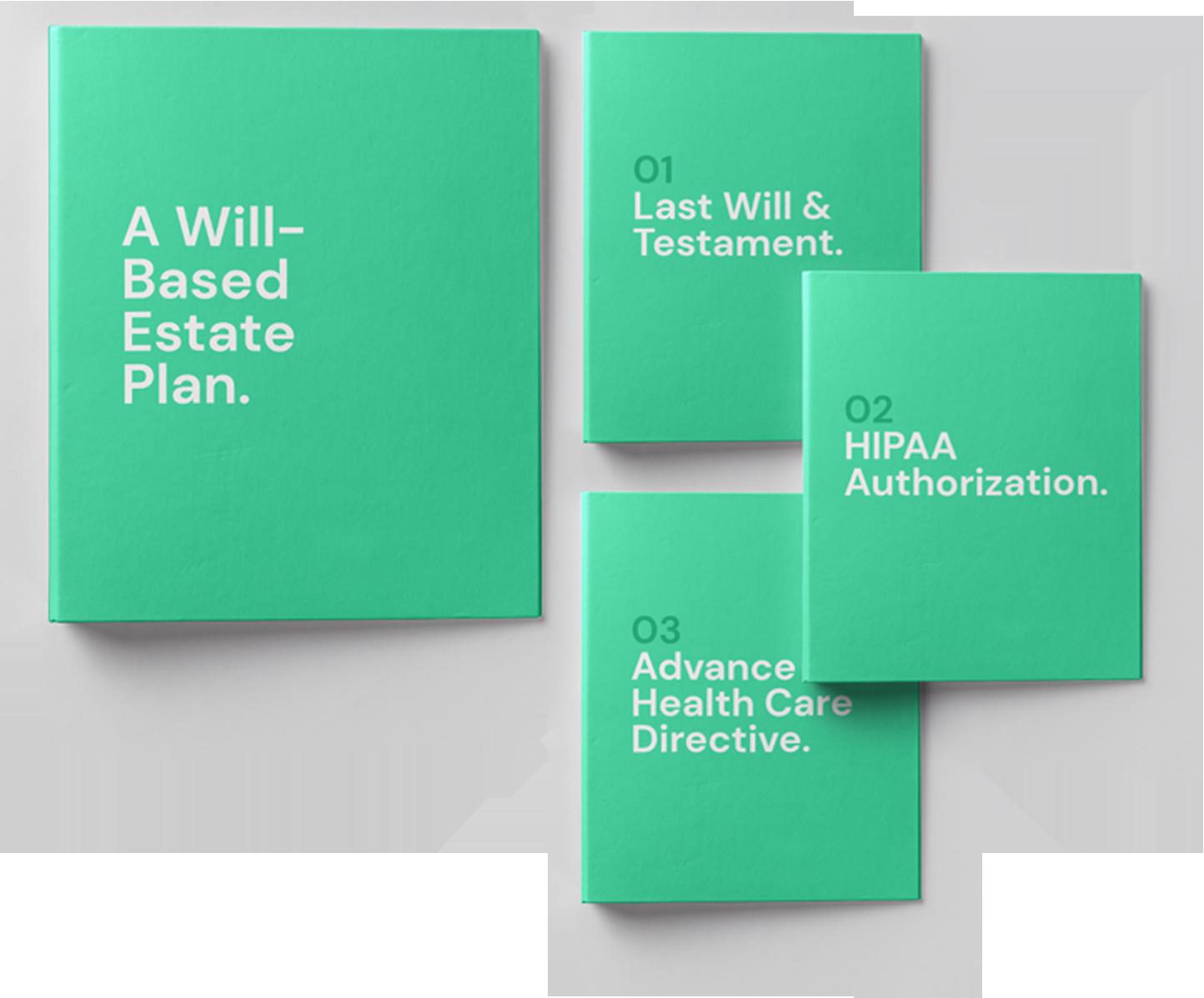 Will-Based Estate Plan