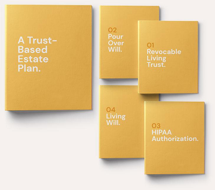 Trust-Based Estate plan features