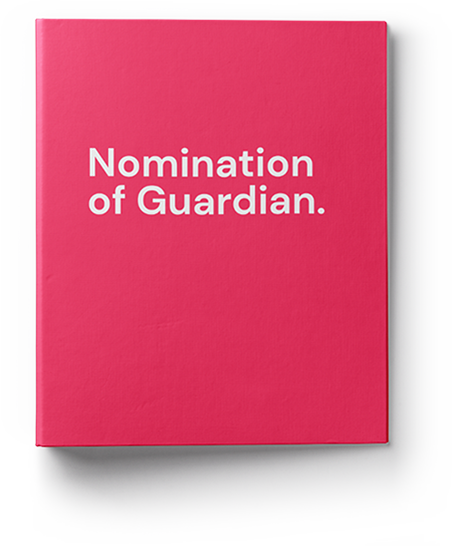 Nomination of guardian
