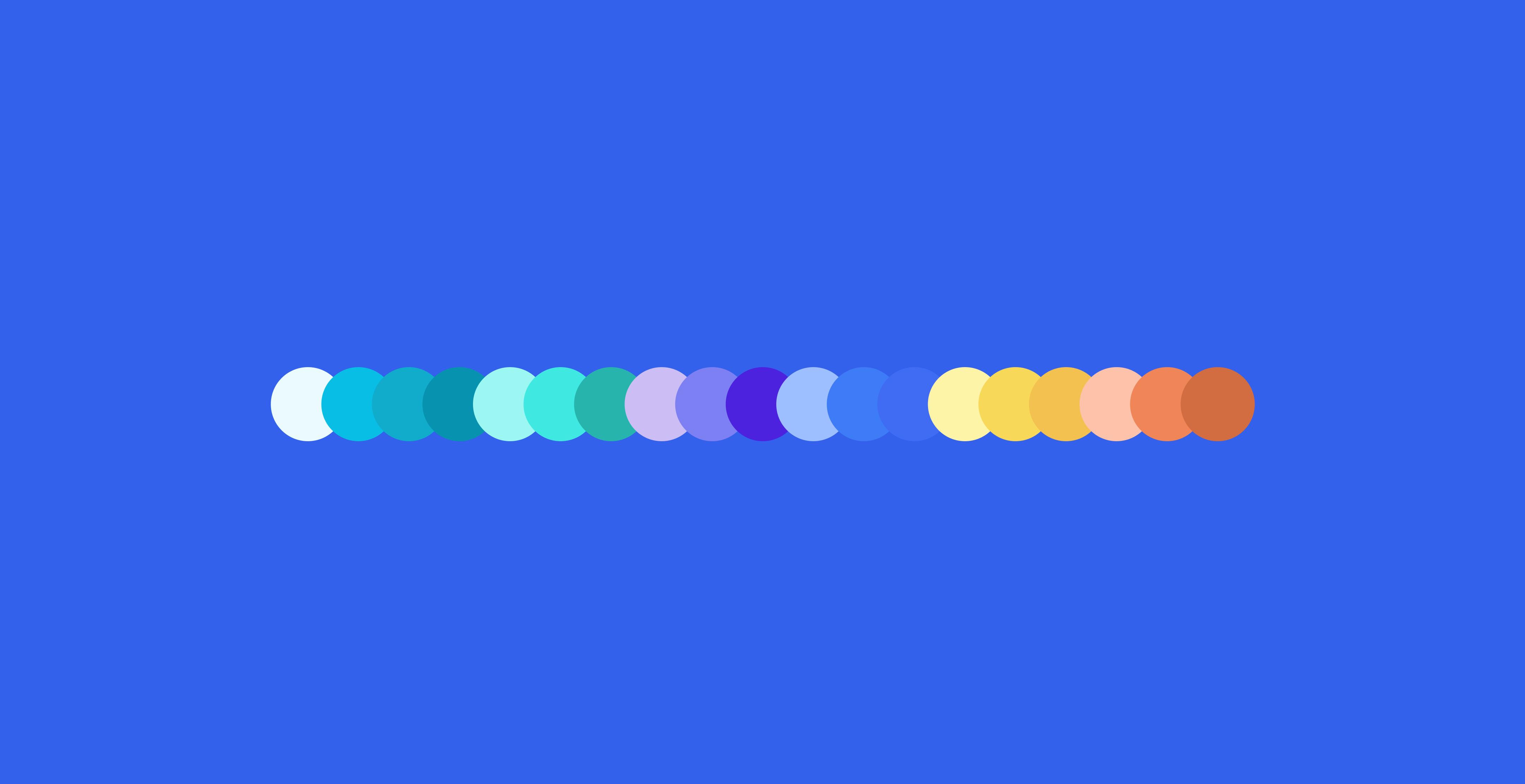 aragonDS colors