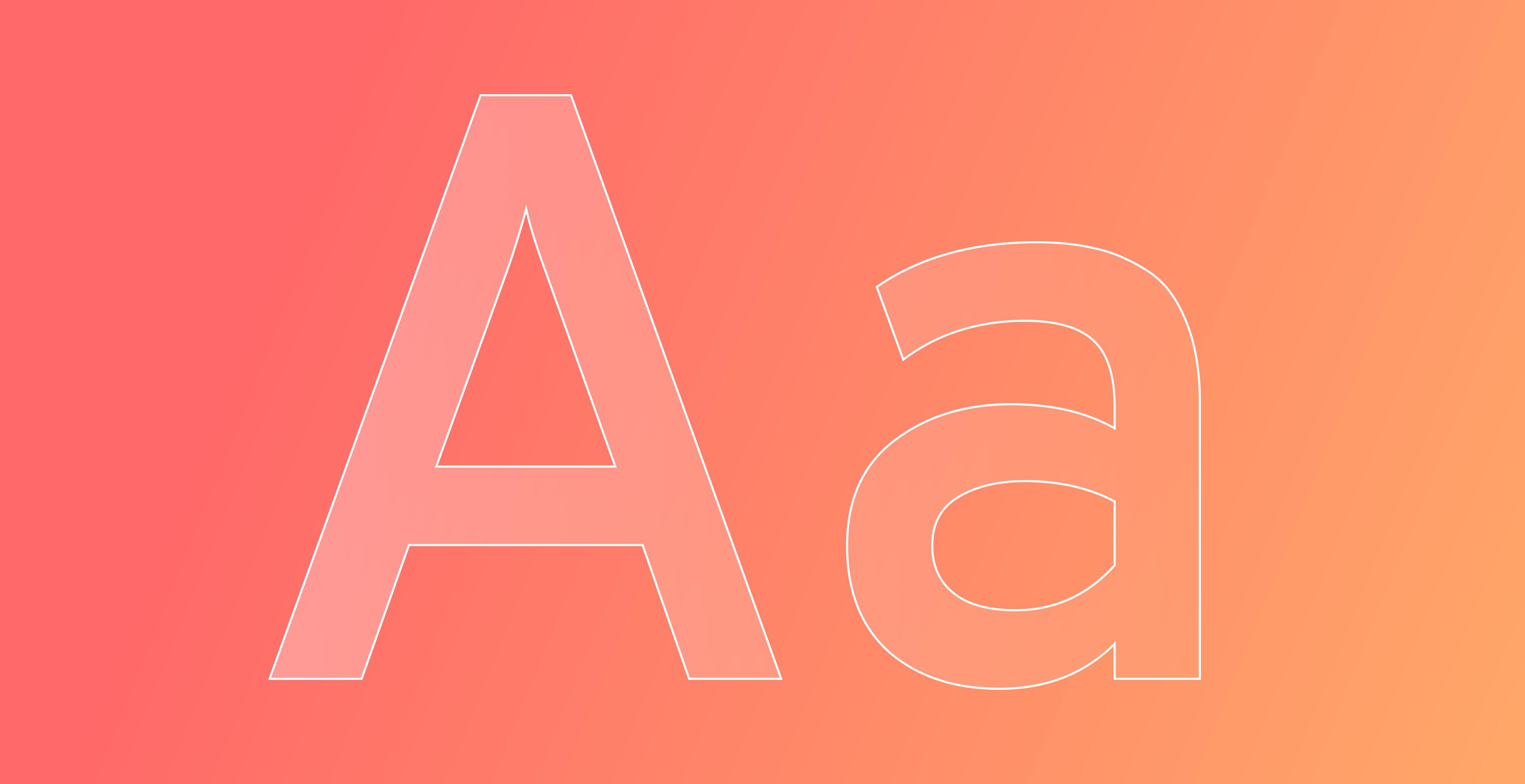 aragonDS font