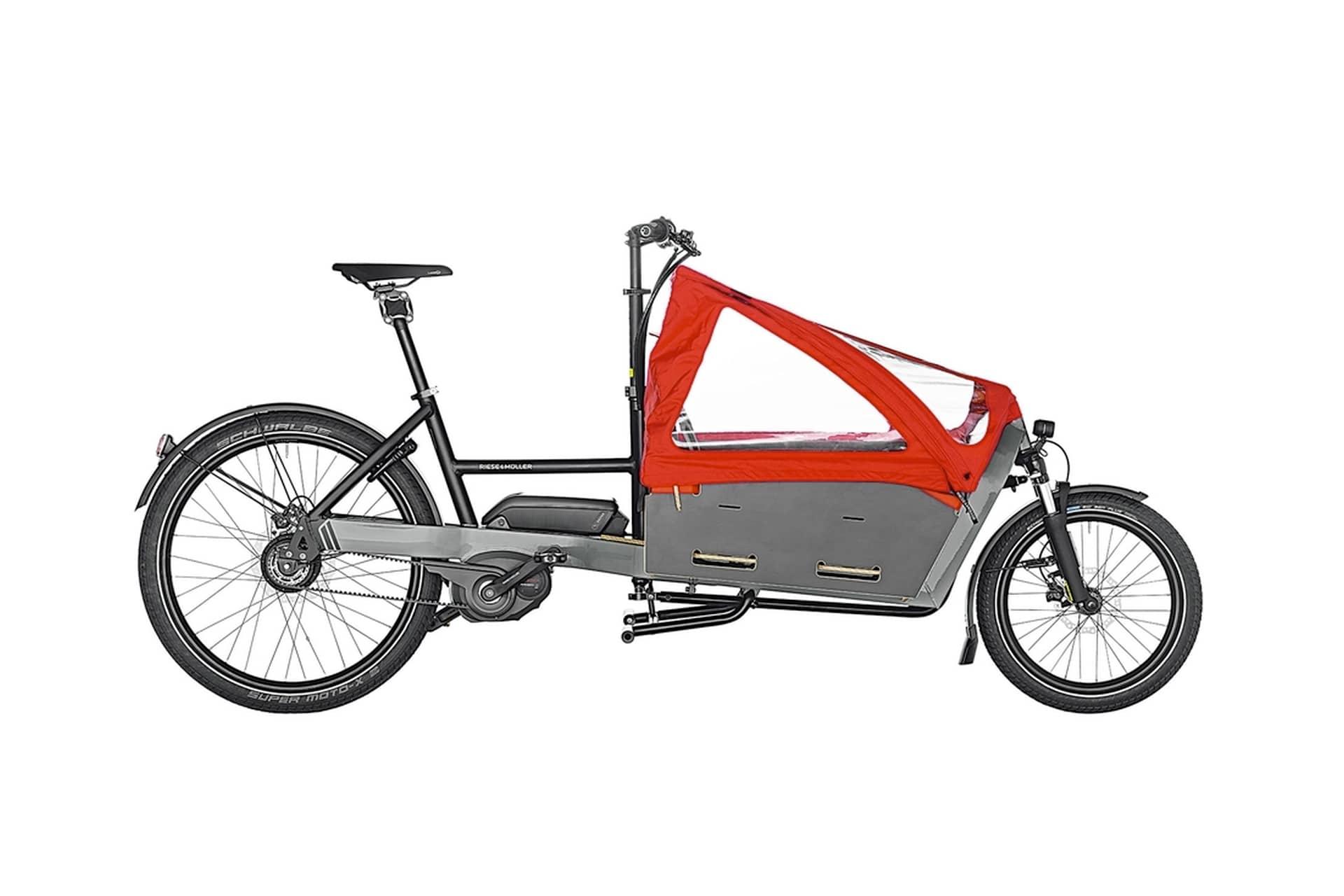 Ecole Edenpark - Blog - Projet Cargobike