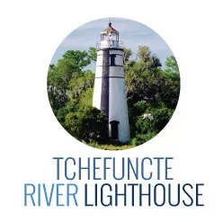 tchefuncte river lighthouse