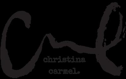 The Notorious Rbg By Artist Christina Carmel