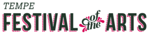tempe festival of the arts logo