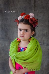 Frida Kahlo Costume