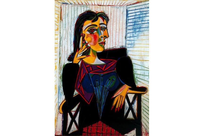 Pablo-Picasso-Portrait-of-Dora-Maar-1937