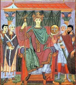985 AD Illuminations Portrait