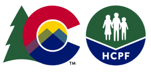 Colorado Health Care Policy and Financing Logo