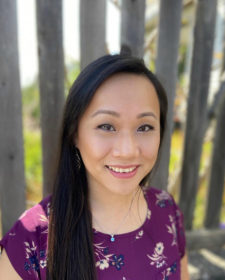 Headshot of Dr. Kathie Wang