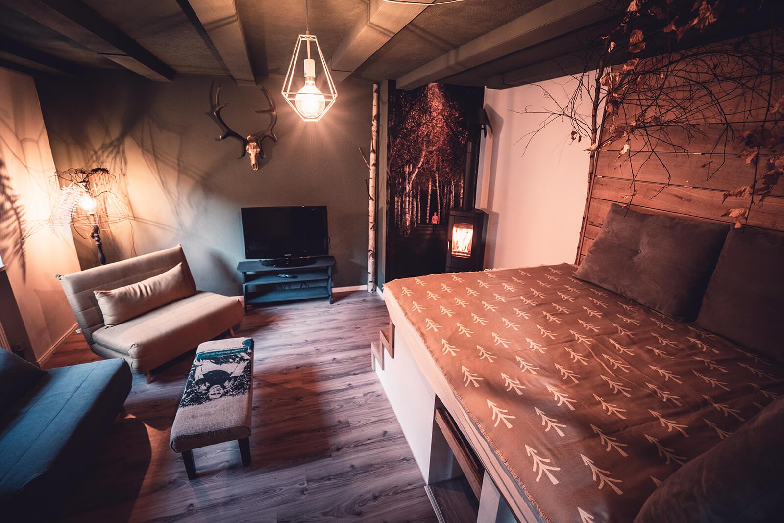 Fichtelrad Zimmervermietung und Übernachtung
