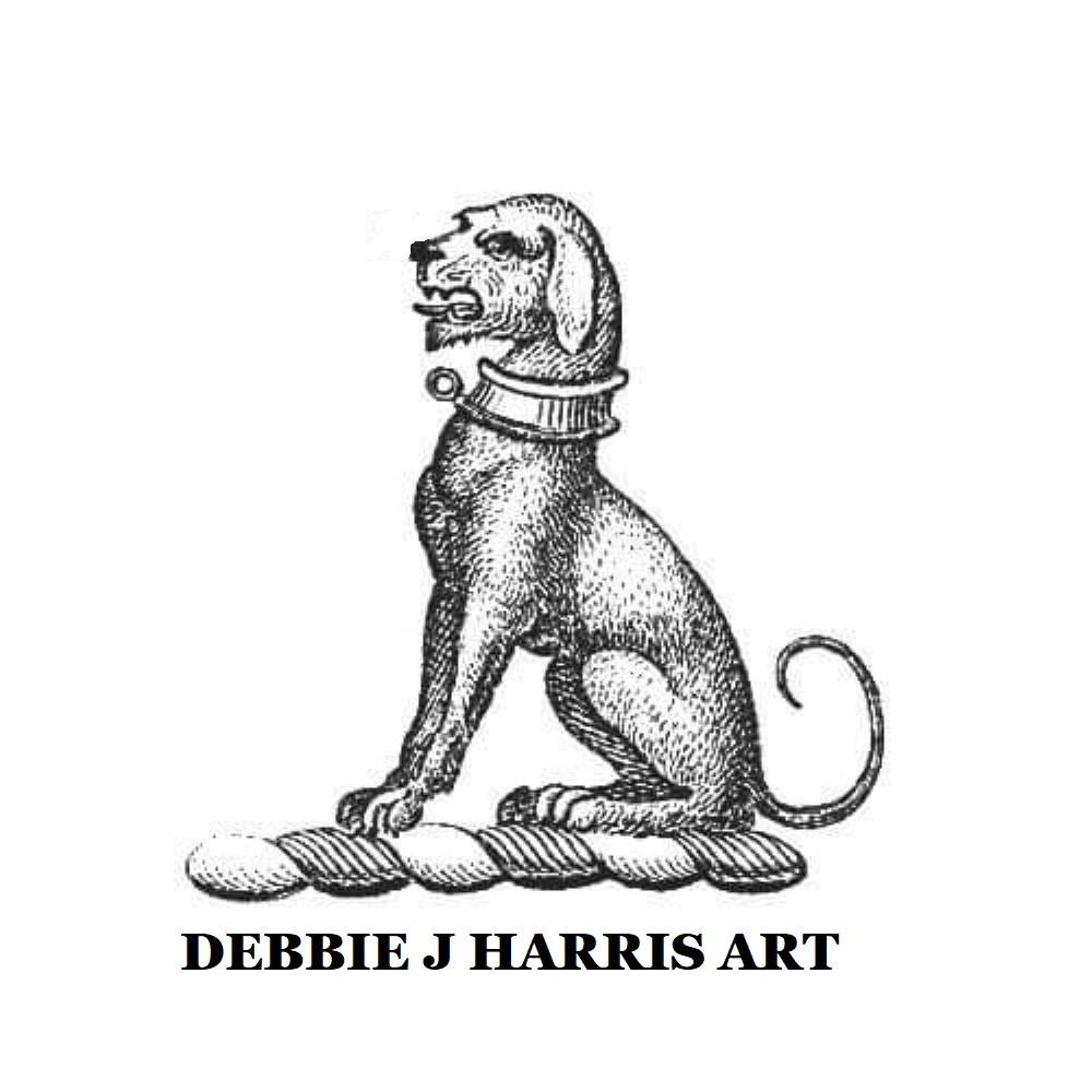 Debbie J  Harris Art