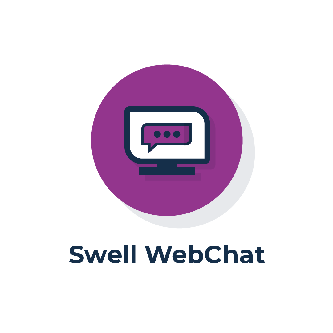 Swell WebChat icon