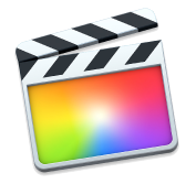 logo of FCPX, an integration of simon says