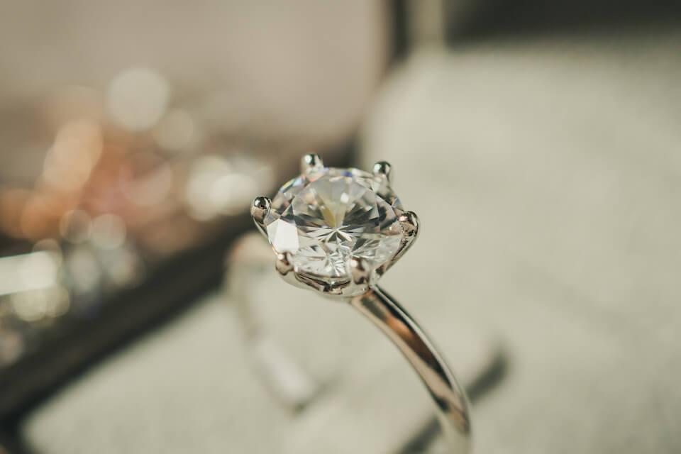 Solitare Ring