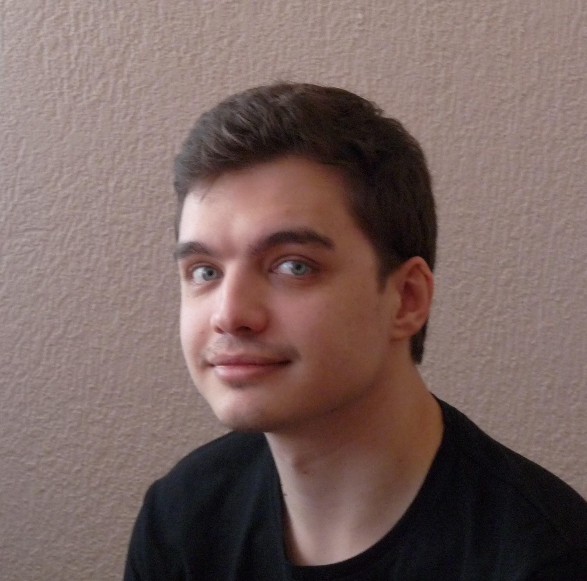 A photo of Stefan Keranov
