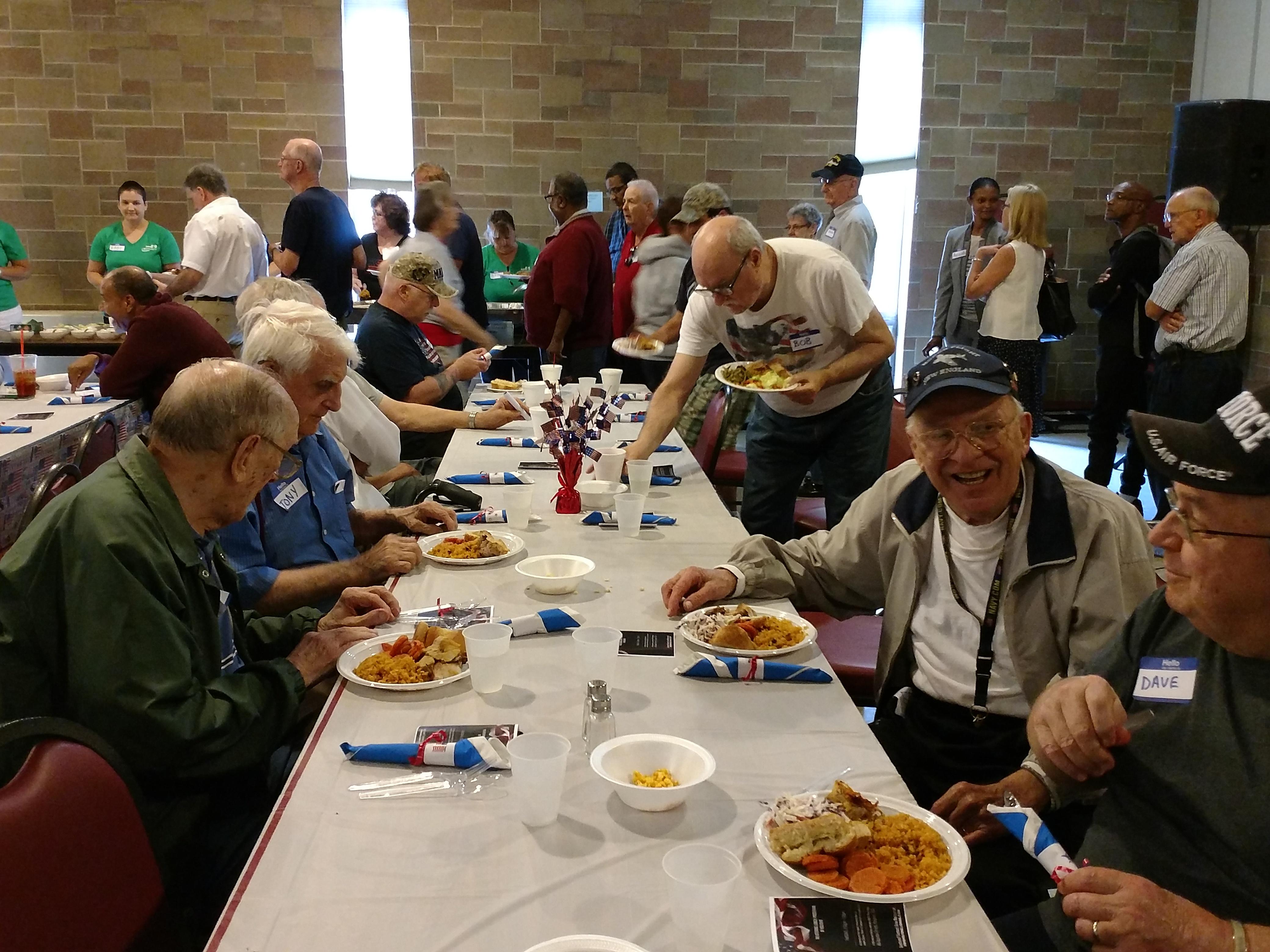 The Veterans Lunch Program of Greater Holyoke