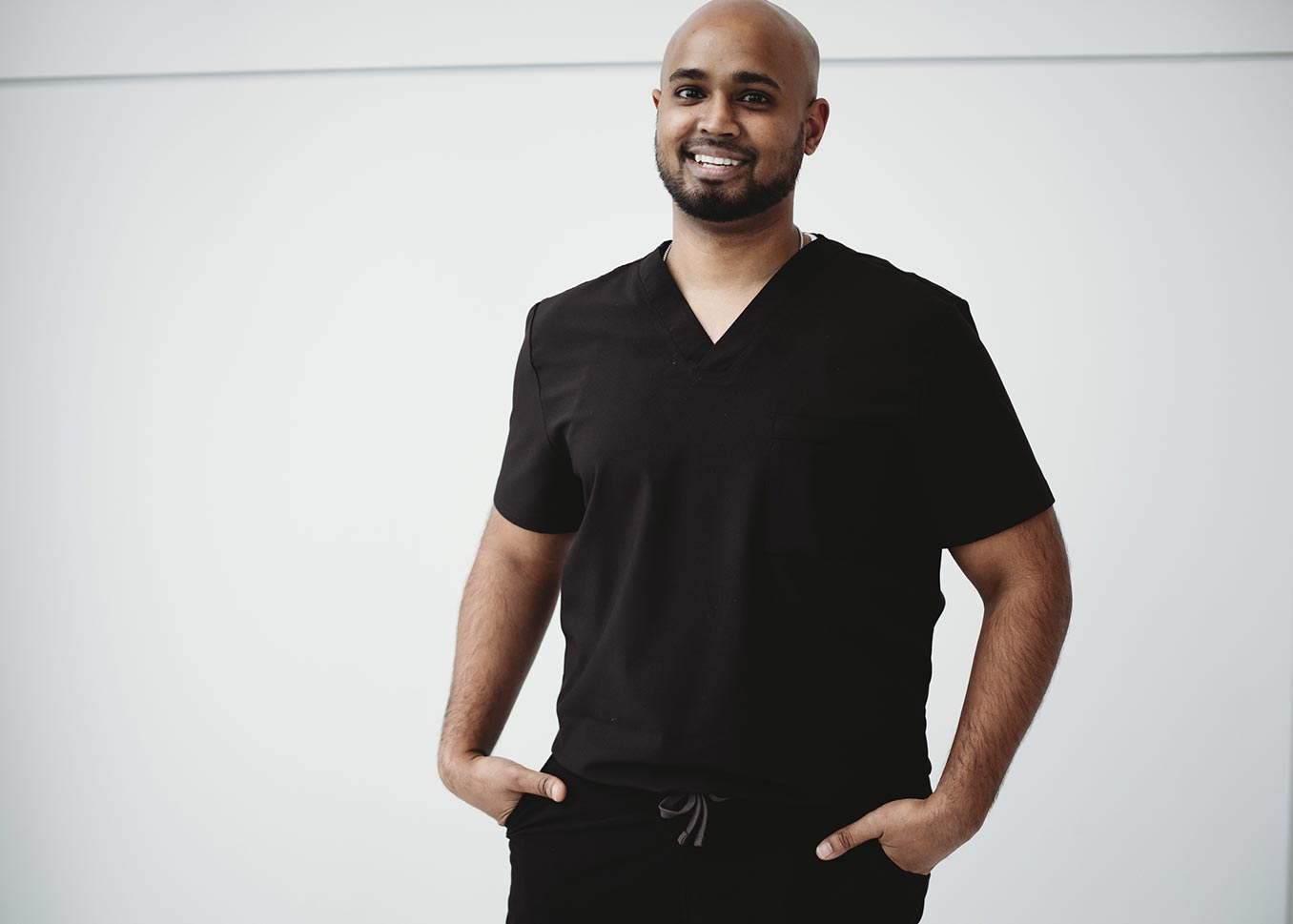 Photo of Dr. Mark Persaud