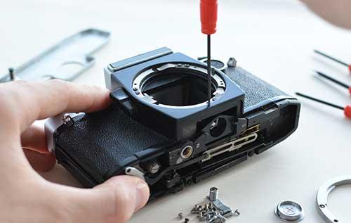 Repairs & Cleanings