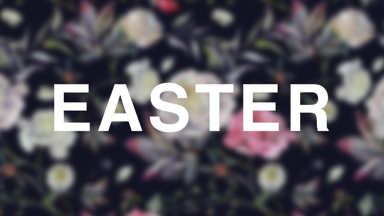 Easter: 1...2...3