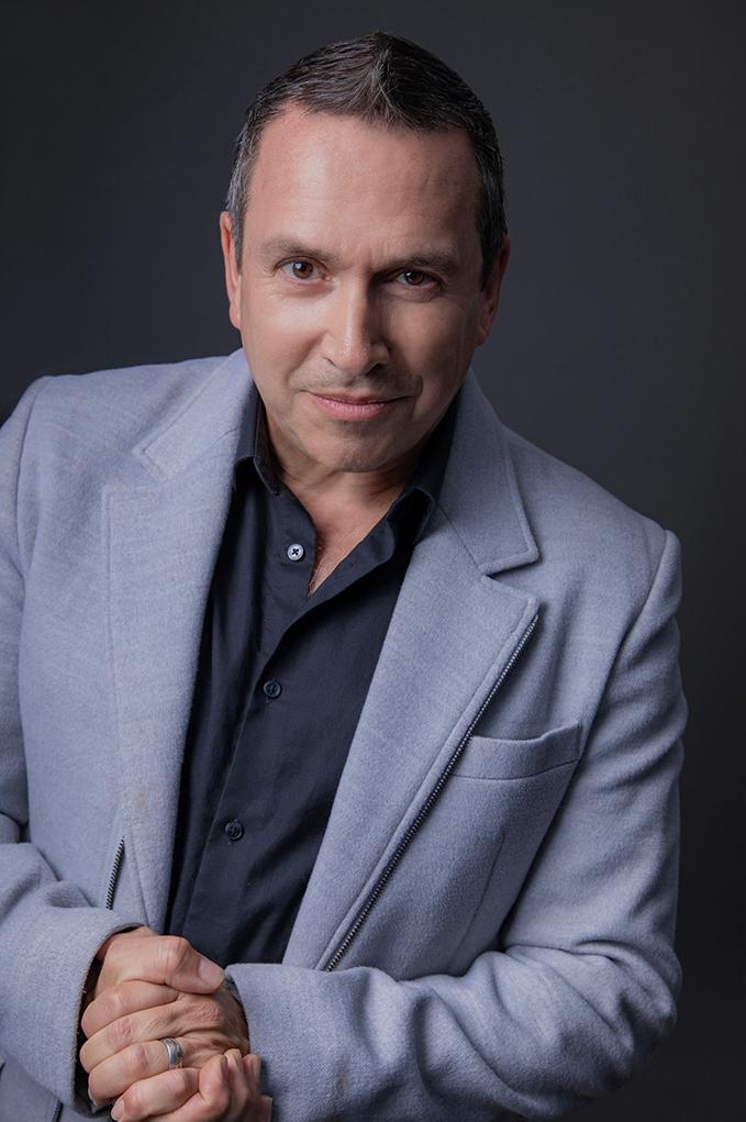 A picture of Simon Dixon.