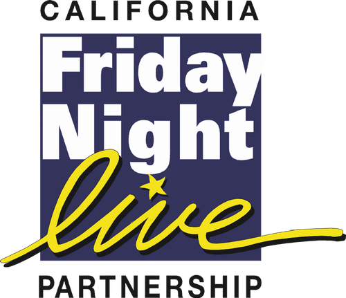 California Friday Night Live Logo
