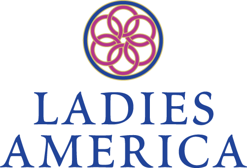 Ladies American logo