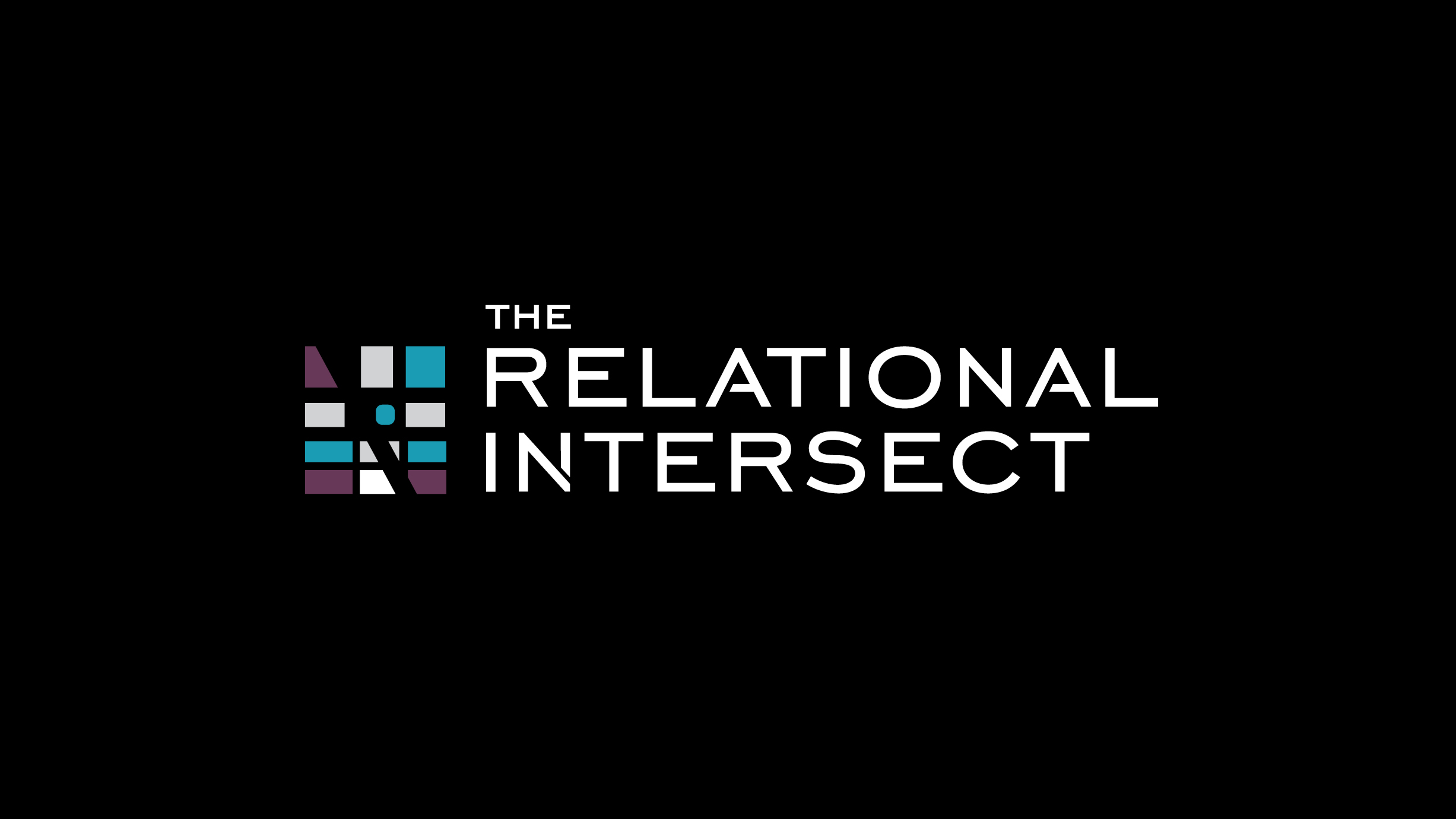 The Relational Intersect Logo