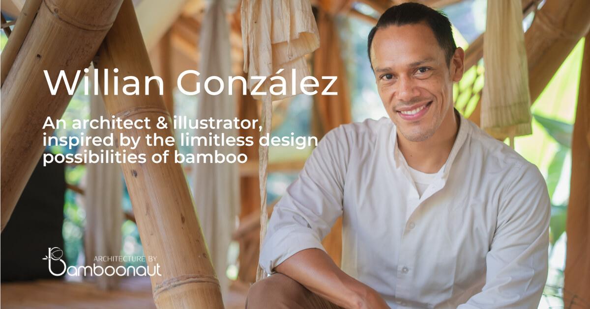 Willian-Gonzalez-Bamboonaut