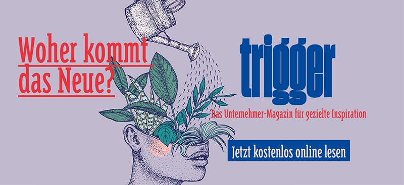 Lexware Trigger-Magazin