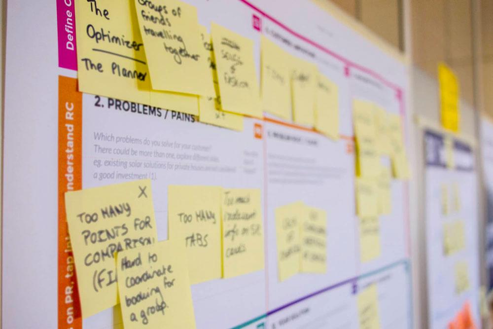 Aufbau digitaler Geschäftsmodelle