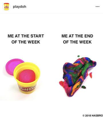 playdoh meme