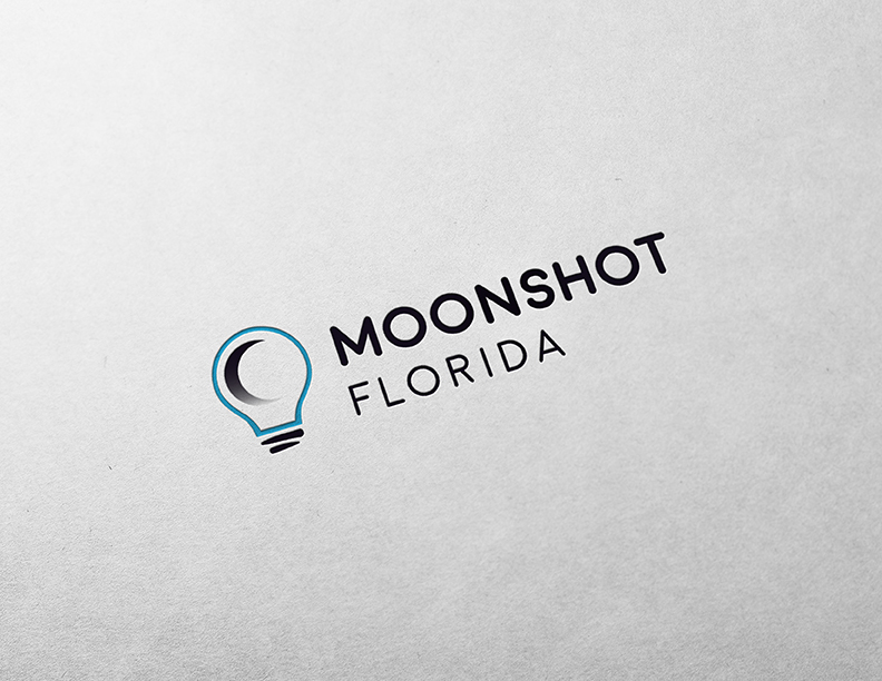 Moonshot Florida logo.