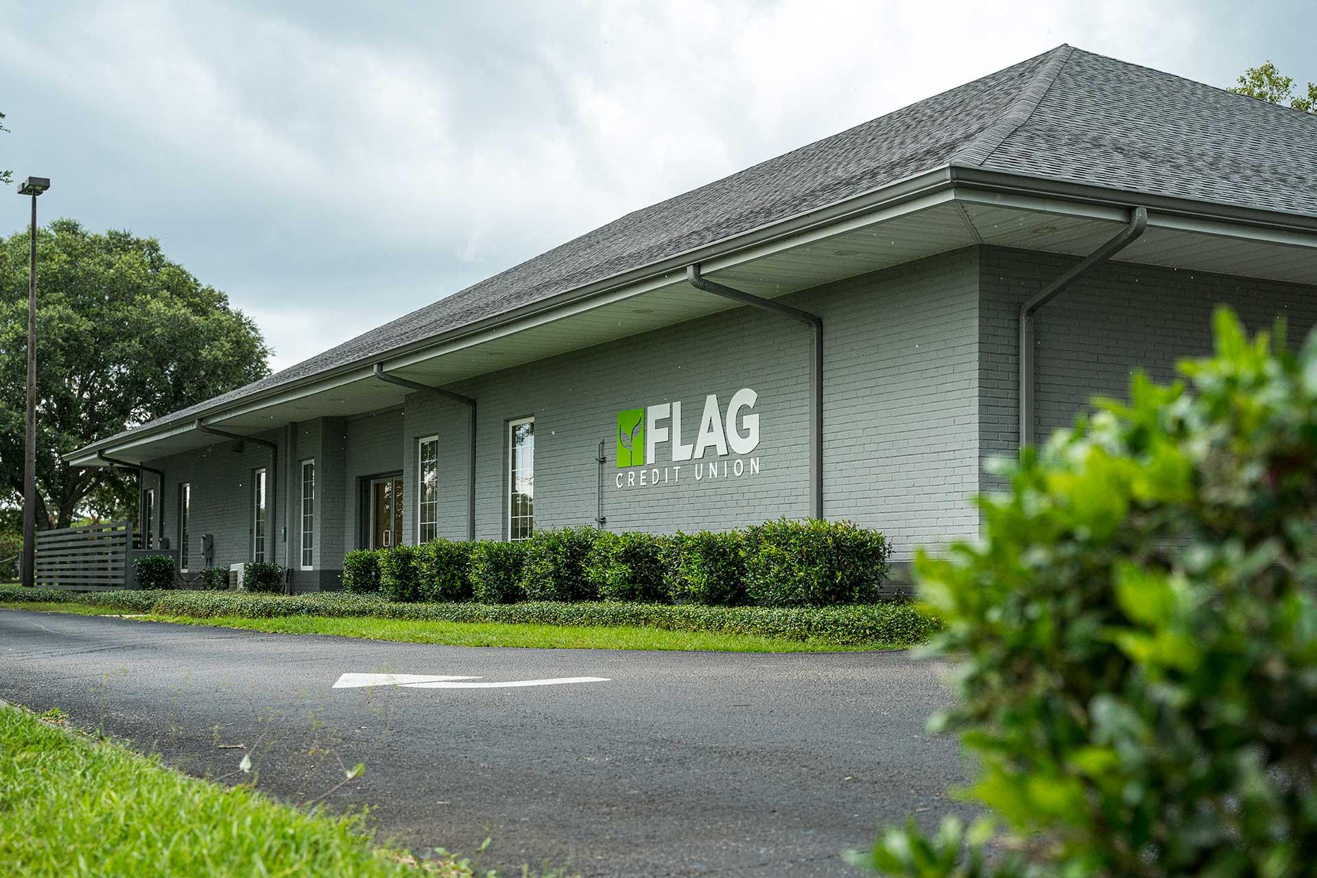 FLAG CU Branch Location