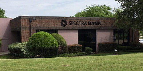Spectra Bank Fort Worth Location