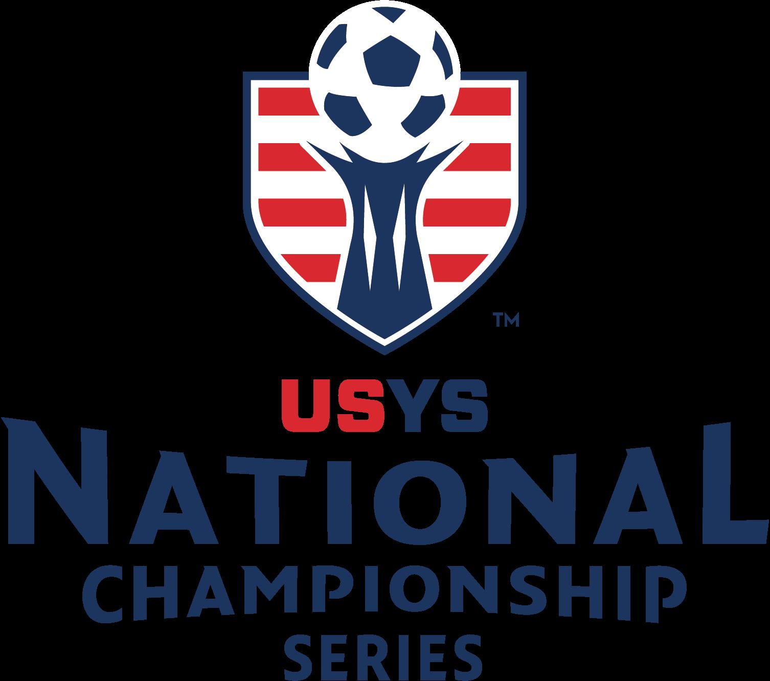 USYS National Championship Series Logo