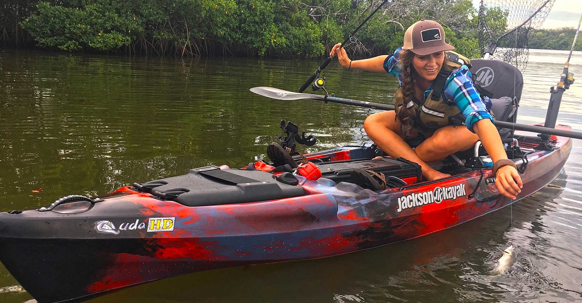 Fishing Kayak Inventory